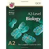 A2-Level Biology for OCR: Student Bookby CGP Books
