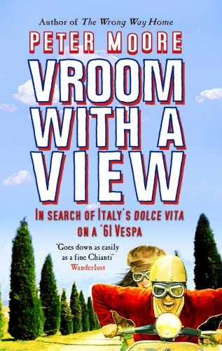 Vroom With A View: In Search Of Italy's Dolce Vita On A '61 Vespa