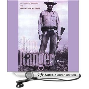 One Ranger - A Memoir - H. Joaquin Jackson, David Marion Wilkinson