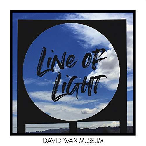 Vinilo : DAVID WAX MUSEUM - Line Of Light