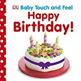 Dk Baby Touch and Feel Happy Birthday