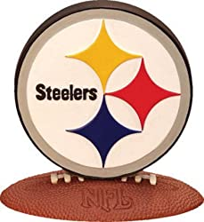 Pittsburgh Steelers Team 3D Logo Ornament NFL Football Fan Shop Sports Team Merchandise