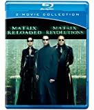 The Matrix Reloaded / The Matrix Revolutions (Two-Pack) [Blu-ray]