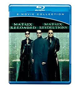 Matrix Reloaded & Matrix Revolutions [Blu-ray] [Import]