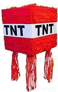 Tnt Pinata Handcrafted Custom