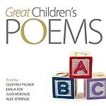 Great Poems for Children | Edward Lear,Lewis Carroll,Robert Louis Stevenson