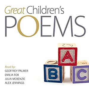 Great Poems for Children Audiobook