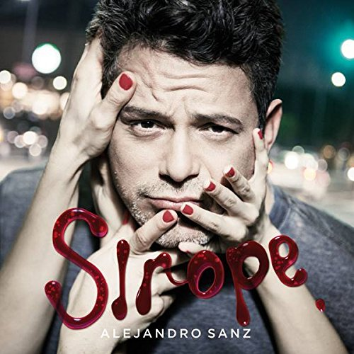 Original album cover of Sirope by Alejandro Sanz