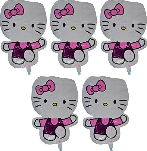 Hello Kitty Big Foil Balloon Balloons For Birthday Kids Party Supplies Theme