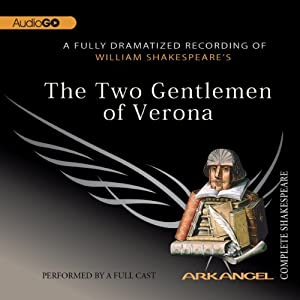 The Two Gentlemen of Verona Performance