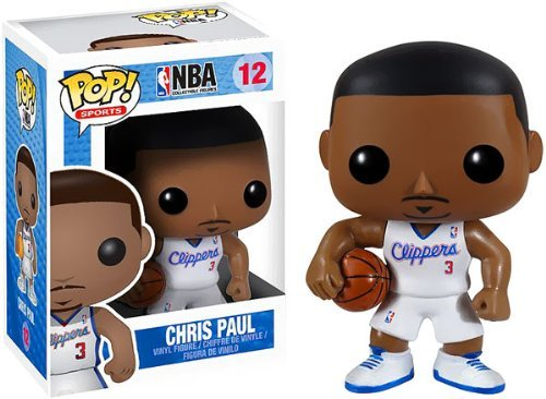 Funko POP NBA Series 2 Chris Paul Vinyl Figure - 1