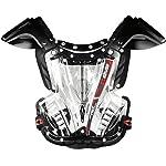EVS Sports Vex Motocross MX Chest Protector Clear/Black LG