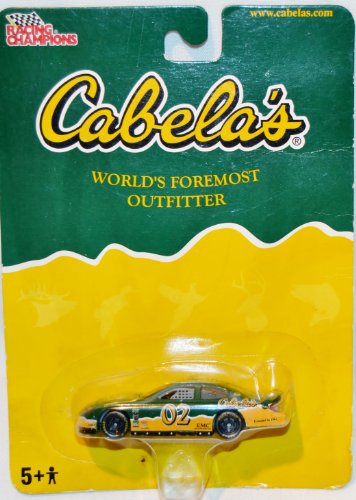 Cabela'S World'S Foremost Outfitter Racing Champions Nascar Ford Taurus 2 Racing 1:64 Die Cast Collector Toy front-842091