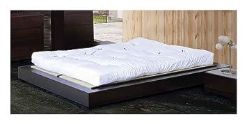 Zen Bed in Espresso (King)