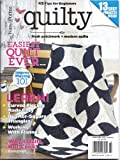 img - for Quilty Magazine (March/April 2013) book / textbook / text book