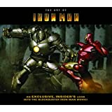 Iron Man: The Art of Iron Man the Moviepar John Rhett Thomas