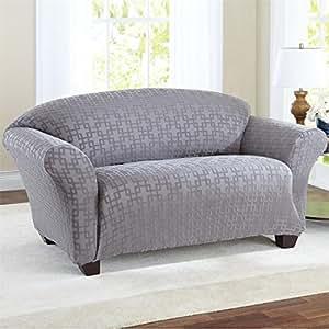 Amazon Brylanehome Easton Stretch Sofa Slipcover