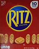 Nabisco Ritz Crackers, 10 Count, 37.7 Ounce