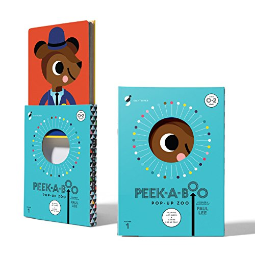 Peek-A-Boo Pop-Up Zoo