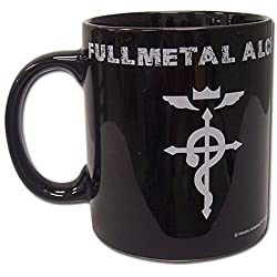 Full Metal Alchemist Icon Mug