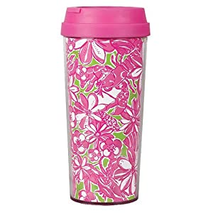 Lilly Pulitzer Thermal Mug - Coronado Crab