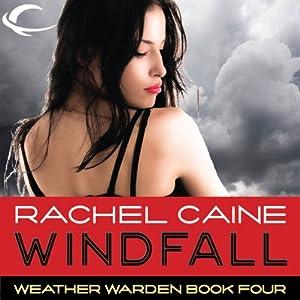 Windfall: Weather Warden, Book 4 Audiobook