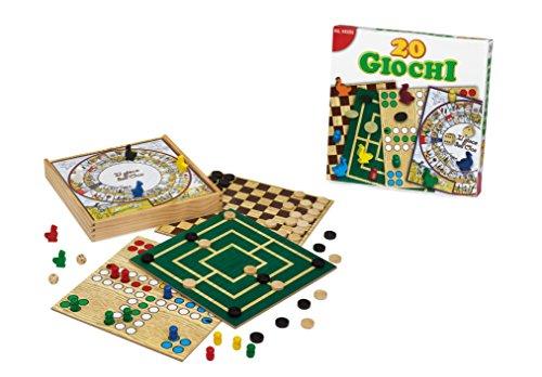 Dal Negro 55637 - 20 Giochi