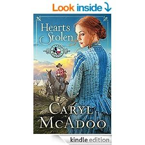 Hearts Stolen (A Texas Romance Book 2)