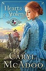 Hearts Stolen (Texas Romance Series Book 2)