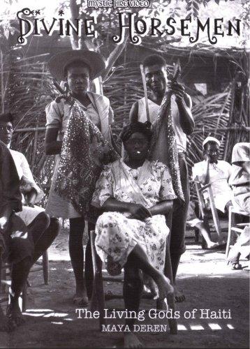 Divine Horsemen: The Living Gods of Haiti [DVD] [1951]