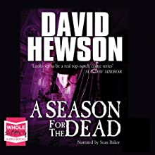 A Season for the Dead: The Rome Series: Book 1 (       UNABRIDGED) by David Hewson Narrated by Sean Baker