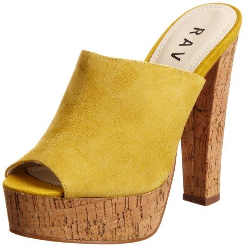 Ravel Women's Jury Yellow Casual RLP807 7 UK