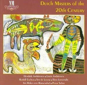Peter Schat / David Porcelijn - Thema / Saxophone Concerto / Scaramuccia / 10-5-6-5 Continuations