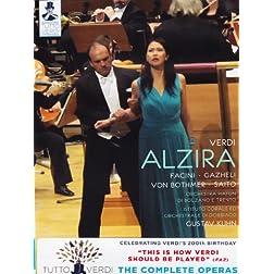 Verdi: Alzira