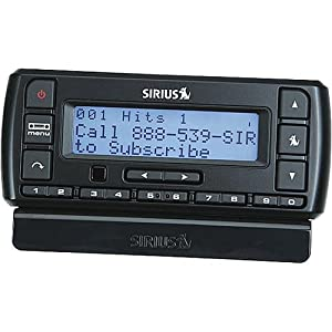 SIRIUS Stratus 5 Satellite Radio Receiver and Car Kit