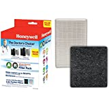 Honeywell HRF-ARVP True HEPA Filter Value Combo Pack (2 HEPA filters and 1 Pre-filter)