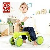 Hape Wutsch Grün - Kinder Laufrad-Holz