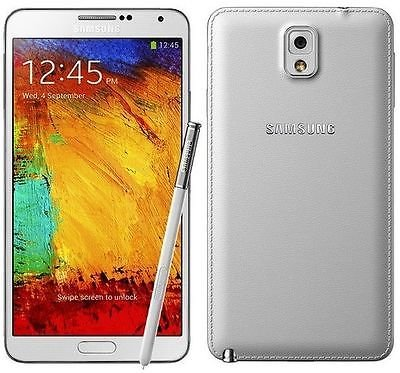 Samsung Galaxy Note 3 N900A Unlocked Cellphone, 32GB, White (Samsung Galaxy S3 Unlock compare prices)