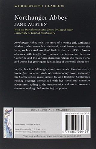 Northanger Abbey (Wordsworth Classics)