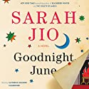 Goodnight June: A Novel (       UNABRIDGED) by Sarah Jio Narrated by Katherine Kellgren