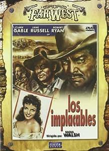 Los implacables [DVD]