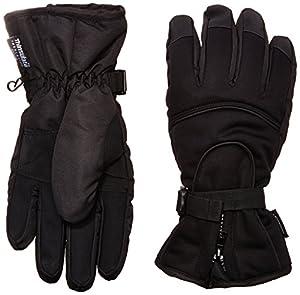 Highlander Banff Waterproof Gloves - Black, Small