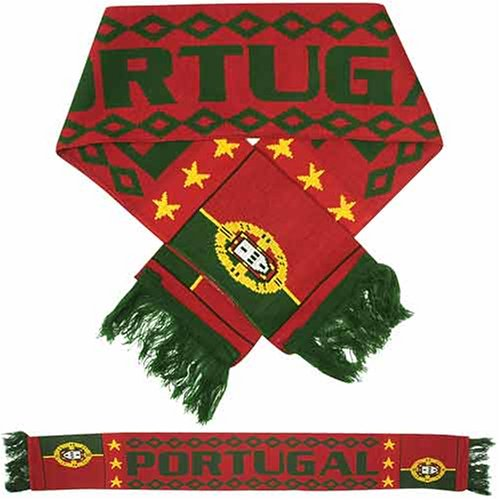 Portugal Soccer Team Scarf