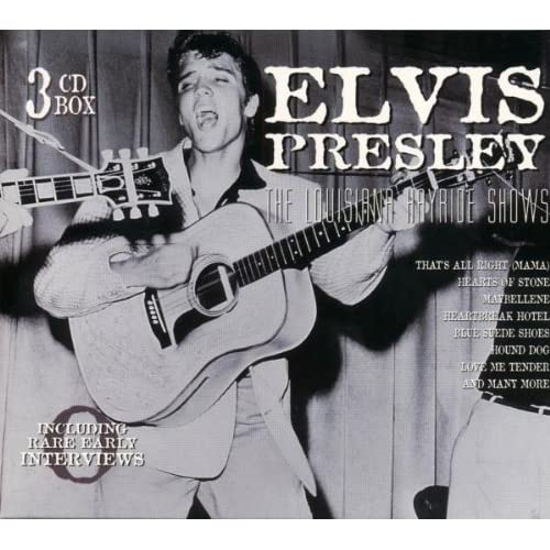 Louisiana-Hayride-Shows-Elvis-Presley-Audio-CD