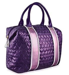 Amazon.com : Justin Bieber Girlfriend Quilted Purple ... - photo #37