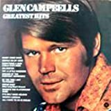 Glen Campbell GLEN CAMPBELL Glen Campbells Greatest Hits LP