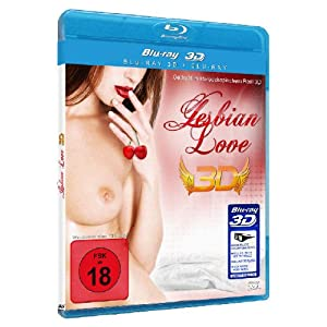 Lesbian Love 3d - Part 1 [Blu-ray] [Import allemand]