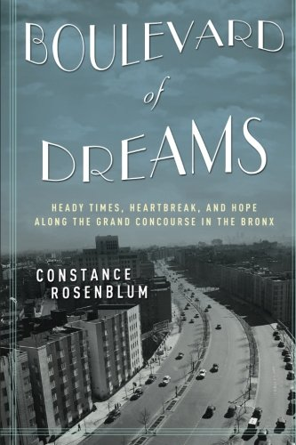 Boulevard of Dreams: Heady Times, Heartbreak, and Hope along the Grand Concourse in the Bronx PDF