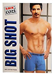 Lux Cozi Big Shot Long Trunk Size-90cm. Set of 4 (Colors may vary)