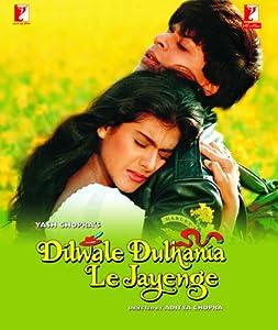 Dilwale Dulhania Le Jayenge Bollywood DVD With English Subtitles